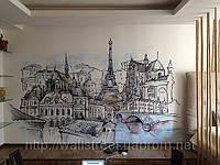 Художественная роспись стен на заказ