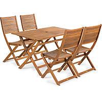 Комплект мебели для сада Fieldmann  EMILY FDZN4011FDZN4012