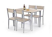 Стіл + 4 крісла Ralph