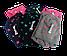 Шапка и шарф хомут м 7003, разные цвета, фото 2