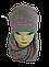 Шапка и шарф хомут м 7003, разные цвета, фото 3