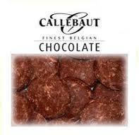 Чёрный шоколад для шоколадного фонтана Sicao Barry Callebaut (Бельгия),55%