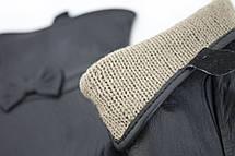 Женские кожаные перчатки ВЯЗКА Большие W22-160051s3, фото 3