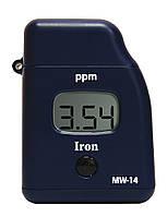 Фотометр Milwaukee MW14 определение железа
