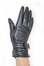 Женские кожаные перчатки КРОЛИК Маленькие W22-160052s1, фото 2