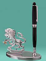 """Ручки на подставке знаки зодиака """"Лев"""""""
