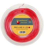Теннисные струны Kirschbaum Pro Line II 200m