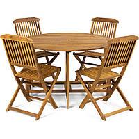 Комплект мебели Fieldmann для сада HOLLY FDZN4016