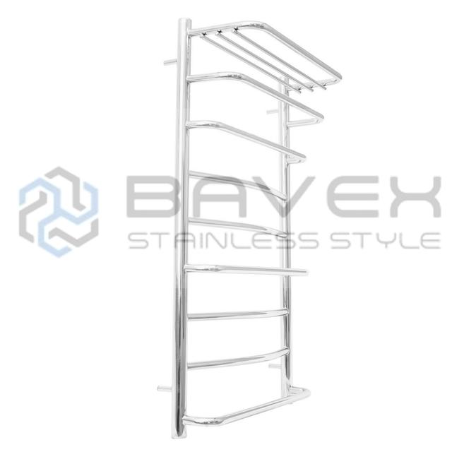 Полотенцесушитель водяной BAVEX 900х500 модель ПРАКТИК