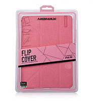 Momax Flip cover case for iPad Air/iPad 2017, pink (FCAPIPAD5P)