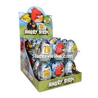 Шоколадное яйцо Angry Birds 25 г 24 шт (ANL)