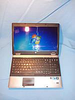 Ноутбуки бу  Украина HP 6540b Рассрочка 15.6. дюймов Core i5. Ram 4Gb. Жесткий  320Gb.
