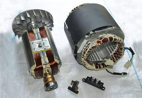 Статор в сборе с генератором 5 кВт, фото 2