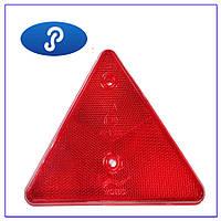 Отражатель треугольник ФП-401 (Красный)