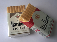 Мыло Пачка сигарет