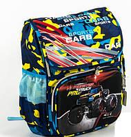 Школьный, подростковый рюкзак для мальчиков с ортопедической спинкой
