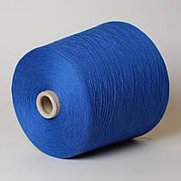 Пряжа Compact, синий джинс (100% хлопок; 1667 м/100 г)