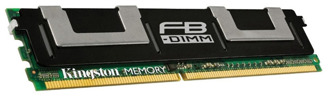 Модули памяти для серверов