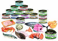 Vibrisse 70 г* 12 шт - консерва для кошек и котят
