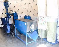 Линия Гранулирования(пеллет комбикормов)МЛГ 1000 (MAX) (с гранулятором Grand 300 (1000 кг/час)