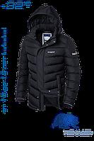 Куртка зимняя для мальчика подростка очень теплая и стильная