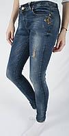 Классические женские джинсы M. Sara 3579
