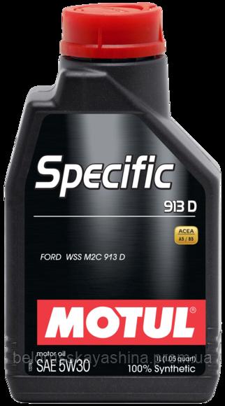 MOTUL Specific 913 D SAE 5W30 (1L)