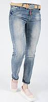 Женские стильные джинсы бойфренды 3211, фото 1