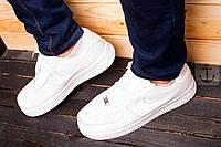 Белые женские кроссовки найк аир форс, Nike Air Force White