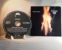 CD диск Accept - Restless And Wild