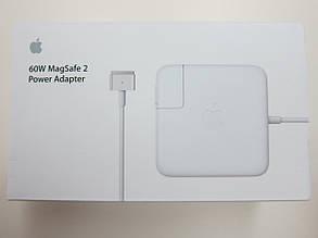 Зарядное устройство MagSafe 2 60W для Apple MacBook Original, фото 2