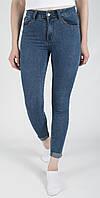 Женские джинсы высокая посадка Version 8997, фото 1