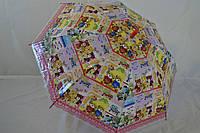 """Детский прозрачный зонтик с мишками на 4-7 лет """"FeelingRain"""""""