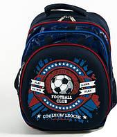 """Школьный ортопедический рюкзак для мальчиков с принтом """"FС"""""""