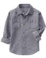 Рубашка фланелевая Gymboree для мальчика