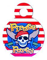 Медальки Пираты