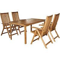 Комплект мебели Fieldmann для сада CALYPSO 2xFDZN4001FDZN4002