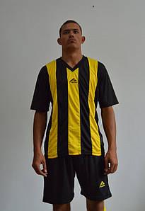 Форма футбольна Practic yellow-black