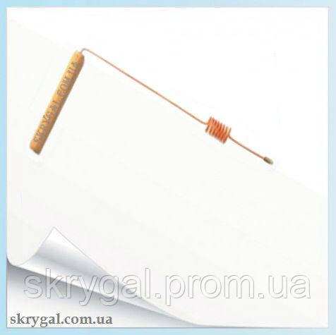 Рамка для биолокации Медная спираль цилиндр 10 * 23 см.