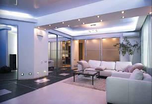Светильник потолочный (led панели, точечные)