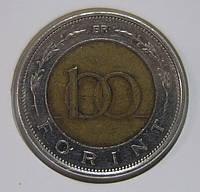 Монета Венгрии 10 форинтов 1997 г.