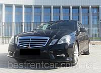 Аренда автомобиля Мерседеса W212