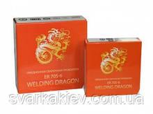 Сварочная проволока Welding Dragon ER70S-6 1,0 мм (катушка 5кг)