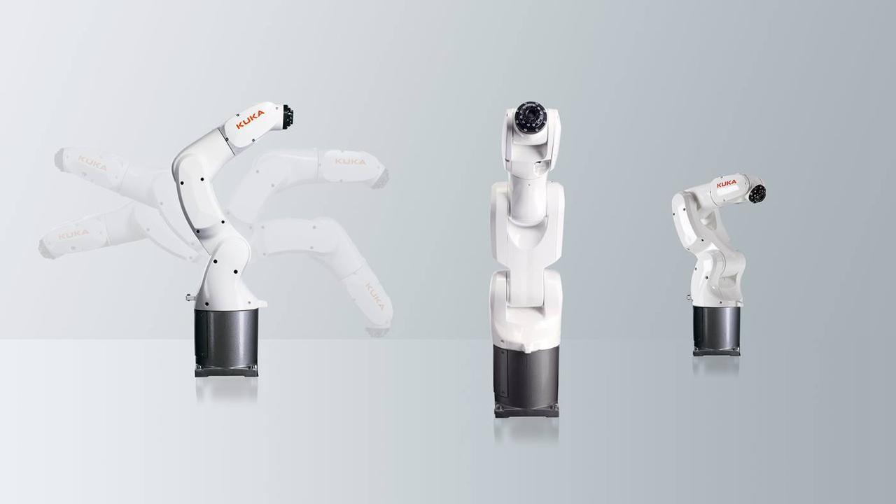 3-х кілограмовий робот KUKA KR 3 AGILUS