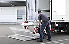 Гидроборт Bär Cargolift RetFalt BC 2500 R4Т, фото 2