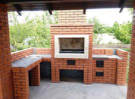 Работа Печника: Душевный подход к построению семейного гнездышка для отдыха возле огня. 1