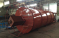 Силос под цемент 45 тон. KARMEL
