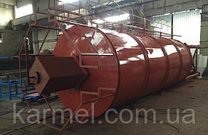 Силос под цемент 50 тон. KARMEL
