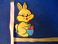 Заяц желтый