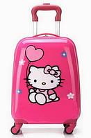 "Чемодан детский дорожный Josef Otten ""Hello Kitty"" , фото 1"